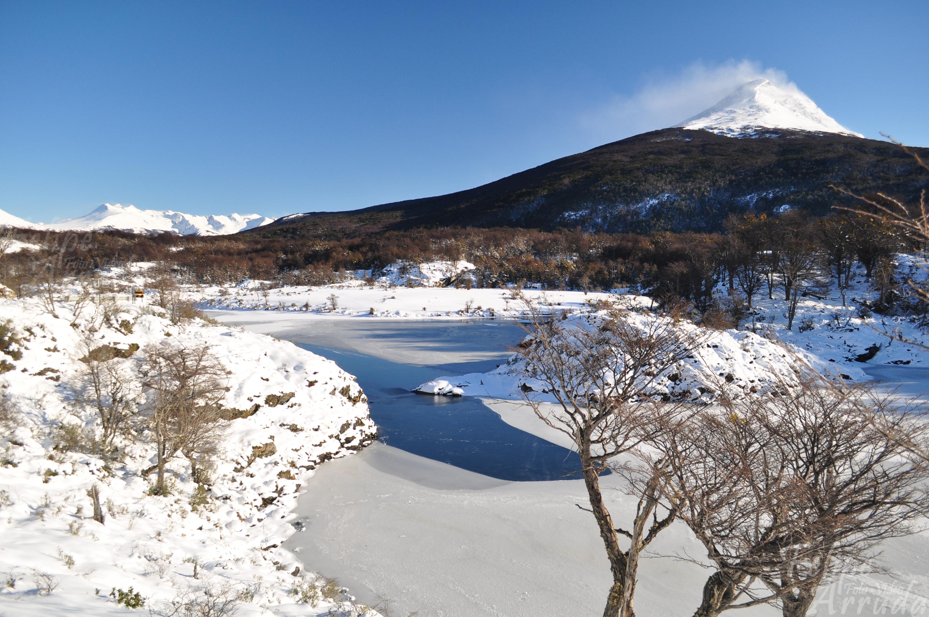 Photo Gallery Parque Nacional Tierra Del Fuego En Bici Viajando