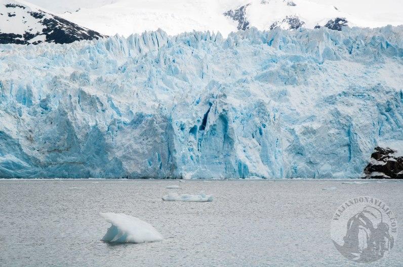 """Serie fotografica: Patagonia Adventures 2016-17 (Glaciar Gallegos (Brookes), Cordillera Darwin - Chile) // Fotos y edición: Felipe """"Pipo"""" (viajandonaviaje.com)"""