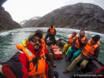 """Serie fotografica: Patagonia Adventures 2016-17 (Glaciar Piloto y Nena, Isla de Tierra del Fuego - Chile) // Fotos y edición: Felipe """"Pipo"""" (viajandonaviaje.com)."""