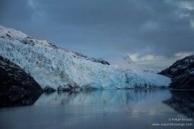 """Serie: Patagonian Explorers 2018-19 // Fotos y Edición: Felipe """"Pipo"""" (viajandonaviaje.com) // Glaciar De Agostini"""