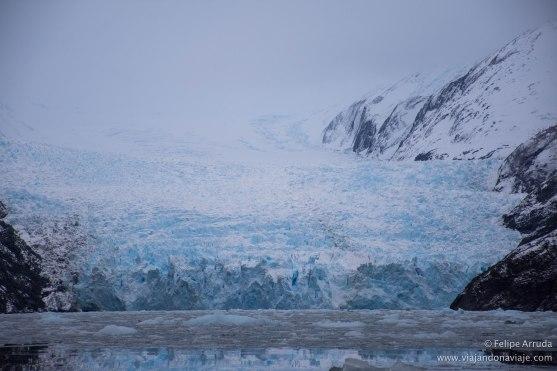 """Serie: Patagonian Explorers 2018-19 // Fotos y Edición: Felipe """"Pipo"""" (viajandonaviaje.com) // Glaciar Garibaldi"""