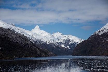 """Serie: Tierra de Glaciares 2018-19 // Fotos y Edición: Felipe """"Pipo"""" (viajandonaviaje.com) // Seno Chico"""