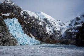 """Serie: Tierra de Glaciares 2018-19 // Fotos y Edición: Felipe """"Pipo"""" (viajandonaviaje.com) // Glaciar Piloto, Fiordo Alacalufe"""