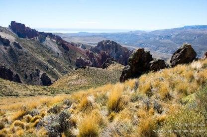 """Serie: Descubriendo Aysén // Fotos y Edición: Felipe """"Pipo"""" (viajandonaviaje.com) // Circuito Piedra Clavada"""