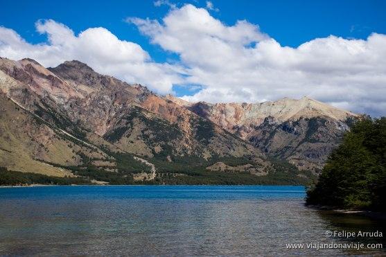 """Serie: Descubriendo Aysén // Fotos y Edición: Felipe """"Pipo"""" (viajandonaviaje.com) // Lago General Carrera"""