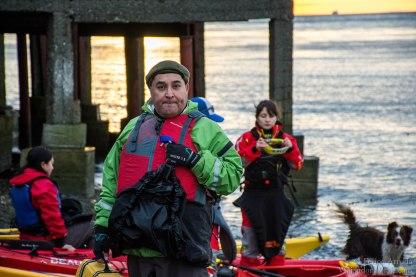 """Serie fotográfica: """"Kayak en Estrecho de Magallanes"""" // Fotos y Edición: @Felipe """"Pipo"""" Viajandonaviaje.com"""